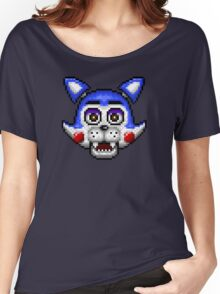 Five Nights at Candy's - Pixel art - Candy the Cat Women's Relaxed Fit T-Shirt