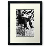 JUICE CANNON  Framed Print