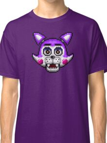 Five Nights at Candy's - Pixel art - Cindy the Kitty Classic T-Shirt