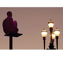 Light Contemplation Photographic Print