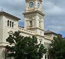 Goulburn Post Office (1881) by DashTravels