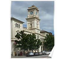 Goulburn Post Office (1881) Poster