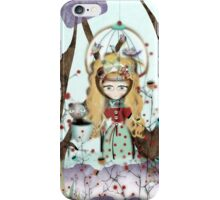 Feeling birds in my mind iPhone Case/Skin