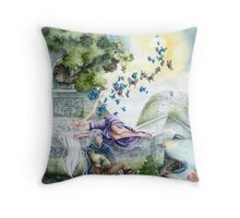 To Touch a Dream Throw Pillow