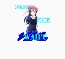 Umi - Praise the waifu Women's Fitted Scoop T-Shirt