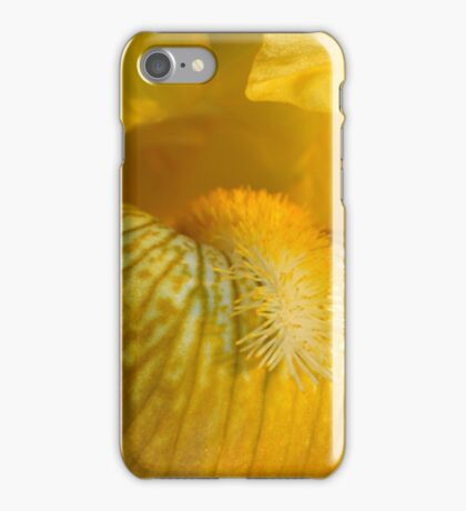 i Iris Macro iPhone Case/Skin