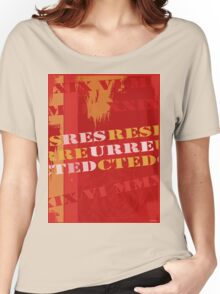 Stone Roses - Resurrected  Women's Relaxed Fit T-Shirt
