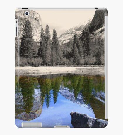 Yosemite - Mirror Lake iPad Case/Skin