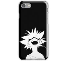 Black and White Ed iPhone Case/Skin
