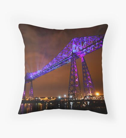 Transporter Centenary Throw Pillow