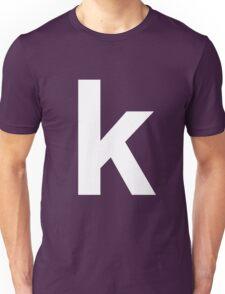 white k T-Shirt