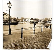 Exeter Quay Poster