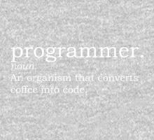 Definition - Programmer One Piece - Long Sleeve