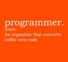 Definition - Programmer Kids Tee