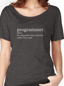 Definition - Programmer Women's Relaxed Fit T-Shirt