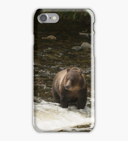 Where are all the salmon? iPhone Case/Skin