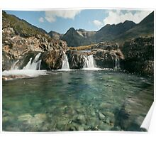 Fairy Pools, Isle of Skye Poster