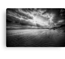 Sand Storm Canvas Print