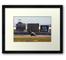 Number 133 Yamaha Framed Print