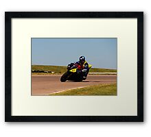 Number 211 Yamaha Framed Print