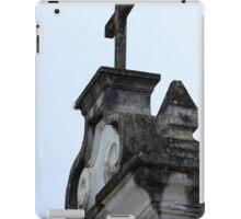 Cross on a Crypt iPad Case/Skin