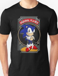 Sonic The Hedgehog Original Player T-Shirt