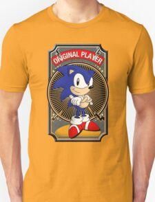 Sonic The Hedgehog Original Player T-Shirt