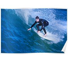 Catch A Wave and You're Sitting on Top of the World Poster
