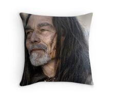 Wondering Throw Pillow