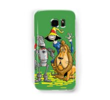 OZ TRIO Samsung Galaxy Case/Skin