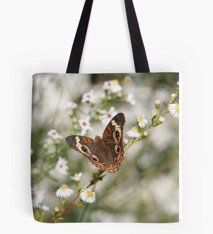 Autumn Wings - Common Buckeye 3 Tote Bag