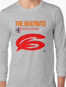 The Beatnuts - Intoxicated Demons Long Sleeve T-Shirt