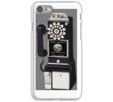 。◕‿◕。 ☀ ツ Here's A Quarter Call Someone Who Cares iPhone Case  。◕‿◕。 ☀ ツ iPhone Case/Skin