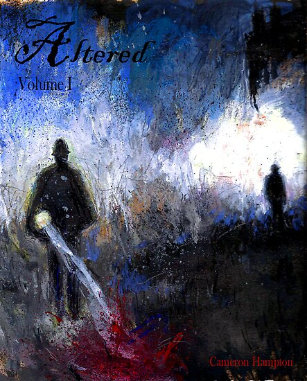 Altered Volume I Cover by Cameron Hampton
