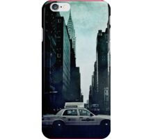 Vintage NYC iPhone Case/Skin