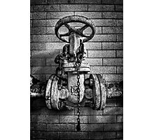 Hooked On Metal Photographic Print