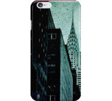 Vintage NYC Detail iPhone Case/Skin
