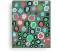 Abstract Spot Canvas Print