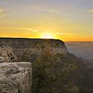 Grand Sunset at the Canyon by Gregory Ballos | gregoryballosphoto.com