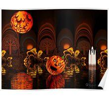 Vampire Moon Poster