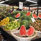 Adelaide Central Market by SusanAdey