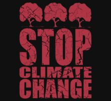 STOP CLIMATE CHANGE Kids Clothes