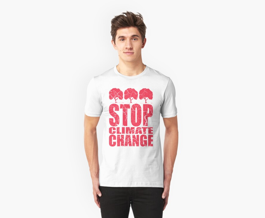 STOP CLIMATE CHANGE by yanmos