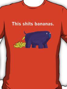This Shits Bananas Shirt T-Shirt