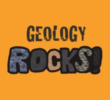 Geology Rocks Shirt by jonmelnichenko