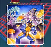 Mega Man 1 nes  by hazyceltics