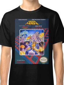 Mega Man 1 nes  Classic T-Shirt