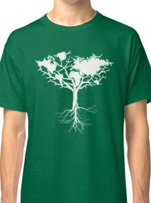 Earth tree *pearl white Classic T-Shirt