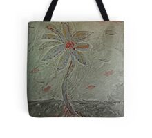The Metal Flower Tote Bag