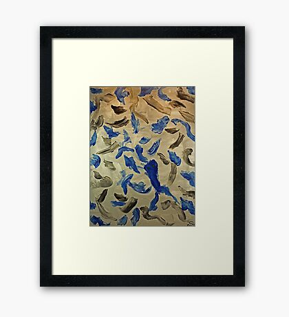 The Water Spirit Framed Print